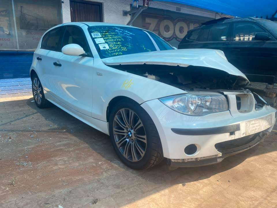 BMW 1 Series E87 116i Striping for Spares