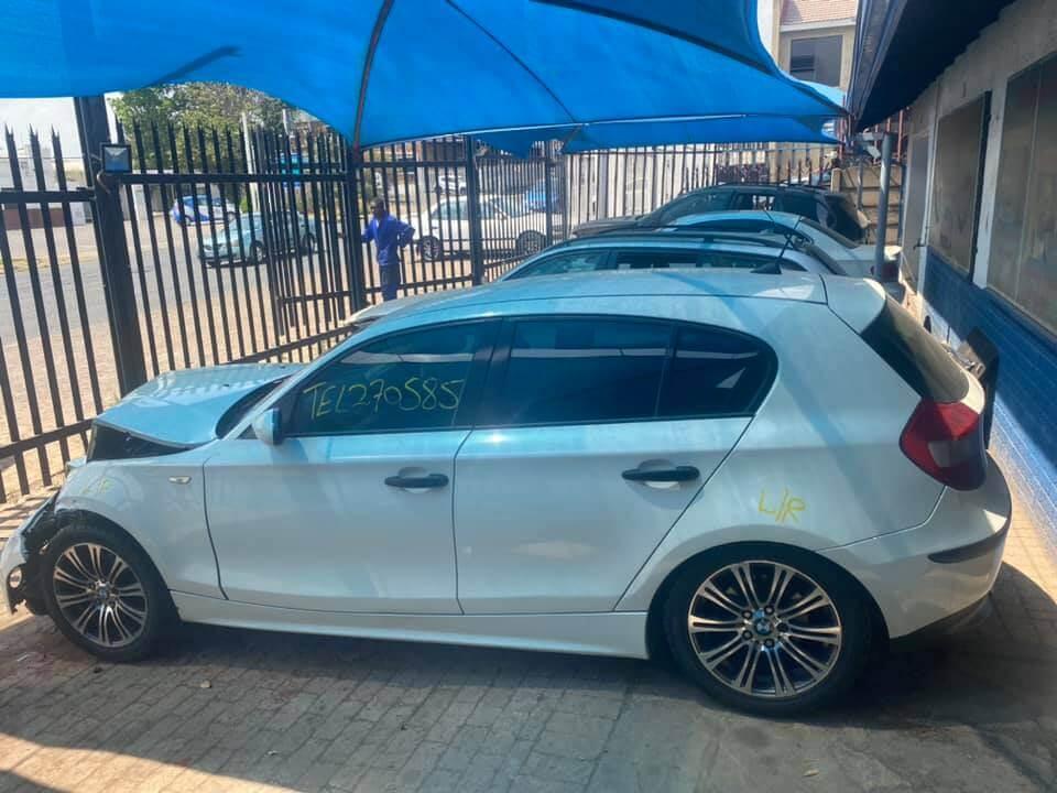 BMW 1 Series E87 116i Striping for Spares