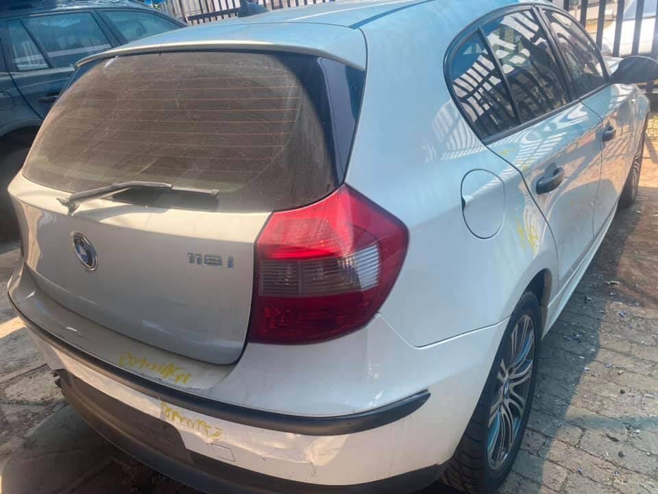 BMW 1 Series E87 116i-3