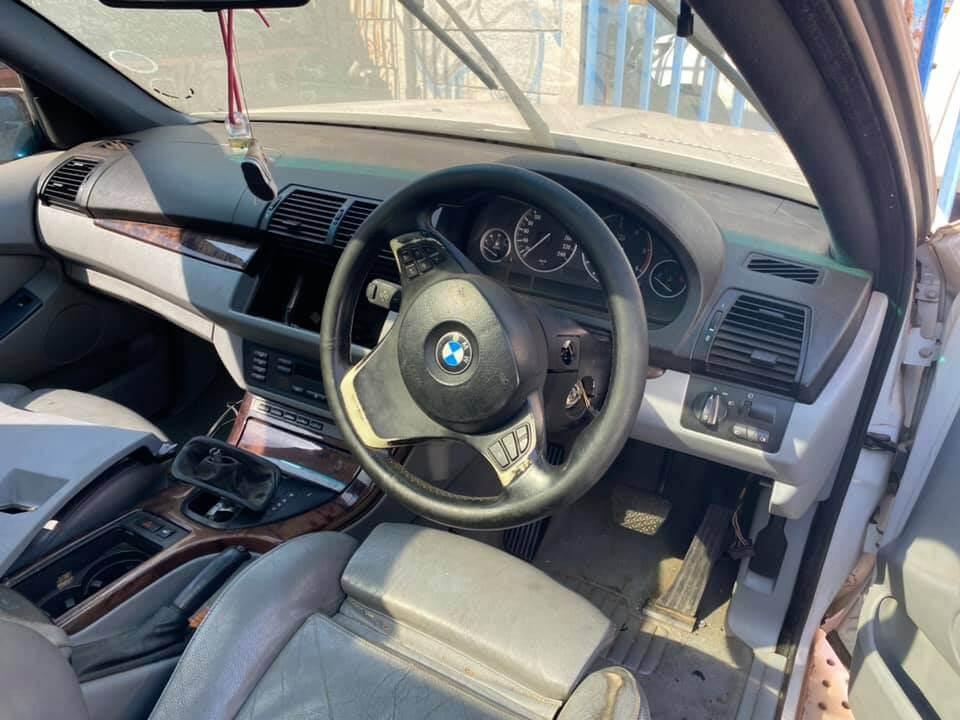 BMW X5 E53 3.0d 2005-3