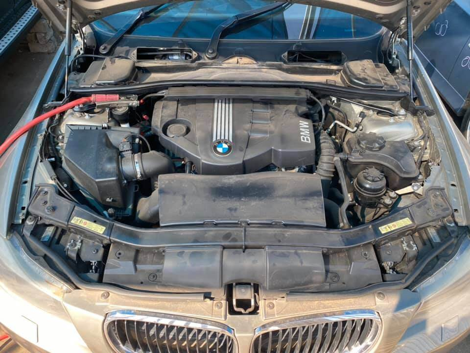 E90 L.C.I 320d striping for spares