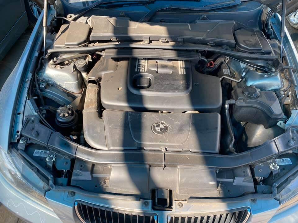 E90 pre facelift 320d
