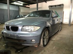 E87 Preface 120d stripping for parts