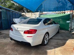 BMW 550i stripping for spares